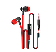 cheap -Langsdom JM21 High Quality 3.5mm Noise-Cancelling Mike In Ear Earphone for iPhone and Other Phones