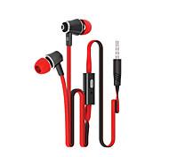 langsdom jm21 высокое качество 3,5 мм с функцией шумоподавления микрофон в ухо наушник для Iphone и других телефонов