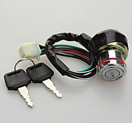 6 Wire Ignition Key Switch for Kazuma Falcon 50cc-125c ATV Go Kart