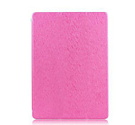 cheap -Case For iPad Air with Stand Origami Full Body Cases Solid Color PU Leather for iPad Air