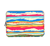 "cheap -Rainbow Stripe Prints Laptop Cover Sleeves Shakeproof Case for Macbook Pro/Pro Retina 13"" 15"" ThinkPad DELL Samsung HP"