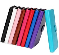 For iPhone 8 iPhone 8 Plus iPhone 5 Case Case Cover Wallet Card Holder with Stand Flip Full Body Case Solid Color Hard PU Leather for