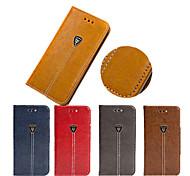 iphone 7 плюс 2015 новый т символ пу кожаный чехол для iphone 6 / iphone 6s