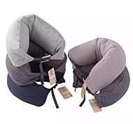 Недорогие -Подушка для путешествий Походные подушки Универсальные В полоску