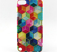 Diamond Painting Pattern TPU Soft Case for iPod Touch 5 iPod Cases/Covers