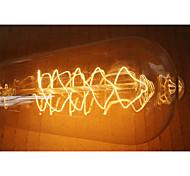 E27 60W ST64 Winding Edison Retro Decorative Light Bulb High Quality
