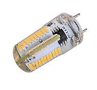 Недорогие -YWXLIGHT® 720 lm G8 Двухштырьковые LED лампы MR11 80 светодиоды SMD 3014 Диммируемая Декоративная Тёплый белый Холодный белый AC 220-240V