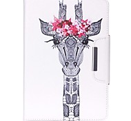 Special Design Novelty Folio Case PU Leather Coloured Drawing or Pattern Holster for iPad (2017) Pro10.5 Pro9.7 iPad Air Air2 iPad234 mini 123 mini4