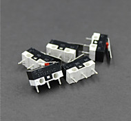 cheap -3 D printer Limit Switch,Impact Switch,Microswitch Sensitive Switch, Smart Car,Robert Accessoreis  5pcs