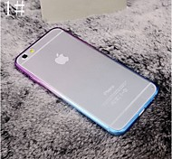 High Quality Gradually Changing Color Back Cover for iPhone 6s 6 Plus