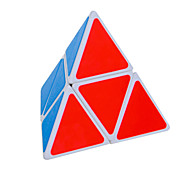 cheap -Rubik's Cube Shengshou Pyramid 2*2*2 Smooth Speed Cube Magic Cube Puzzle Cube Professional Level Speed Gift Classic & Timeless Girls'