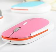 м 3500 A35 ультра-тонкий проводные мыши мультфильм мышь для ноутбука кабель