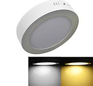luces de techo led 60 smd 2835 960lm blanco cálido blanco frío 6000-6500k / 3000-3200k decorativo ac 85-265v