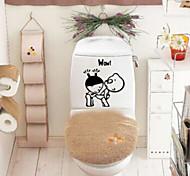 Недорогие -Гаджет для ванной Многофункциональный Экологичные Подарок Мультипликация Креатив Мультяшная тематика пластик 1 ед. - Ванная комната