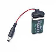 Недорогие -9В батареи + батарея пряжки для Arduino 2 560 / 2560r3 / уно / уно R3 / 328 - зеленый + черный