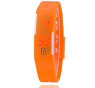 Women's Fashion Personality Concise Electronic Silicone Watch(Assorted Colors) Cool Watches Unique Watches Strap Watch
