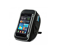 ROSWHEEL Cell Phone Bag Bike Handlebar Bag 4.8 inch Waterproof Wearable Touch Screen Phone/Iphone Cycling for Samsung Galaxy S4 Other