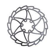 cheap -mi.Xim Mountain Folding Bike 6 inch Disc 160mm Six Holes Bicycle Disc Cycling Disc Brake Rotors with T25 Screws