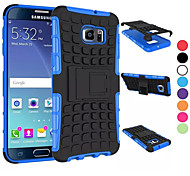 cheap -2 in 1 Dual-color Detachable PC+TPU Hybrid Case with Kickstand for Samsung Galaxy S5Mini/S4/S5/S6/S6 Edge/S6 Edge Plus S8 PLUS S8