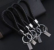 cheap -Keychain Jewelry Black Alloy Party Work Casual Fashion Birthday Business Gift Daily Casual Office & Career Outdoor Unisex