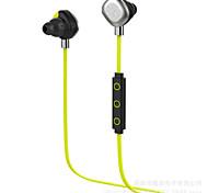 IPX7 водонепроницаемый спорт Bluetooth наушники наушники, 10 часов беспроводной спорт гарнитура с микрофоном