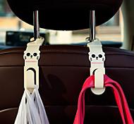 Недорогие -Зажим Пластик сОсобенность является С крышкой / Дорожные , Для Автомобили