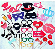cheap -Charms Accessory Others Party Accessories Party Party / Evening Holiday Classic Theme Material Wood