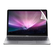 "cheap -Ultra Thin Transparent TPU Soft Keyboard Protector Cover + Protective Clear Screen Guard for 12"" MacBook"