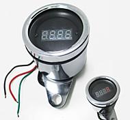 cheap -12v Motorcycle Scooter ATV LED Digital Tachometer Universal Tacho Gauge