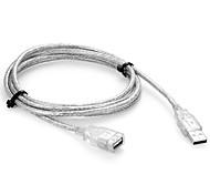 Недорогие -shengwei® UC мужчина USB порт для USB женский порт USB кабель расширения 2,0 линии 1,8 3м 5м 10м