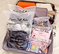cheap -Travel Inflated Mat / Packing Organizer Waterproof Travel Storage Plastic