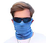 cheap -Bike / Cycling Pollution Protection Mask Men's Cycling / Bike Dust Proof / Breathable Spring / Fall / Winter Solid Colored Terylene