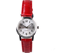 cheap -Fashion Beautiful Women's Watch Lucky Red Belt Cool Watches Unique Watches
