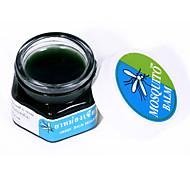 N/A Эфирное масло Базовые масла Комбинация / Сухие / Нормальная / Жирная Светло-голубой / Ромашка / МятаРелаксирует кожу / Регулирует