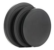 Metal Lens Filter Front Rear Cap Protective Portable Box 82/86/95mm