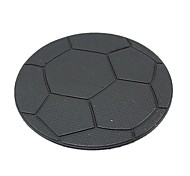cheap -ZIQIAO Car Dashboard Football Pattern Sticky Pad Mat Anti Non Slip Mobile Phone GPS Holder Interior Items Accessories