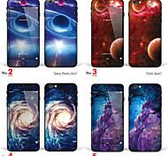 """Недорогие -iphone 6 / 6с искусство кожи наклейка: """"пространство, туманности, планеты, космос, галактика Андромеды и черная дыра"""" (Вселенная серия)"""