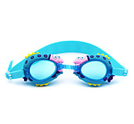 Swimming Goggles Anti-Fog Silica Gel PC Red Pink Blue Dark Blue Red Pink Blue Dark Blue