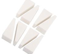 Недорогие -8 ПК / серия искусства ногтя буфера файла блок педикюра маникюра полировкой шлифовальной для ногтей белый красоты макияж инструменты