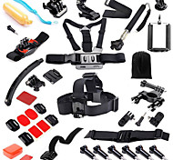 Front Mounting Clip Protective Case Case/Bags Screw Floating Buoy Adhesive Mounts Straps Hand Grips/Finger Grooves Monopod Button Mount /