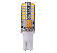 ywxlight® t10 led luces bi-pin 48 smd 3014 270 lm blanco cálido blanco frío decorativo dc 12 ac 12 ac 24 dc 24 v