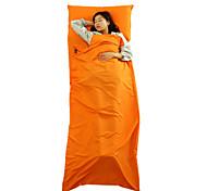 Спальный мешок Liner Спальный мешок Прямоугольный Односпальный комплект (Ш 150 x Д 200 см) 20-25 ПолиэстерX75 Рыбалка Пешеходный туризм
