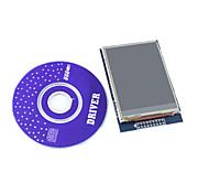"2.8 ""TFT LCD дисплей с сенсорным экран модуль с CD для Arduino"