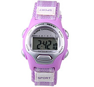 Fashion Child Electronic Watch Cool Watches Unique Watches