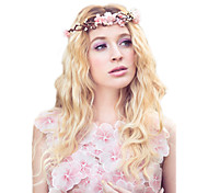 cheap -boho hair accessories wedding headpiece, flower crown, bridal flower headband, wedding headband, bridal headpiece