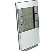 Недорогие -закрытый электронный термометр со временем обратно свет прогноз погоды будильник