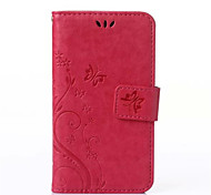 PU Leather Wallet Flip Pattern Case For Samsung Galaxy J1/J2/J3/J5/J7