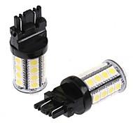 2PCS Magotan Special Car Tail Lamp LED Fog Lamp 3157 15W 5050 30SMD LED Car Brake Lamp Car Bakc Up Lamp