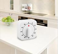 plaza de 60 minutos de cocción de la cocina mecánica temporizador de la preparación de alimentos para hornear