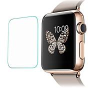Недорогие -закаленный протектор экрана стекла для часов яблоко 38мм и устойчивость к царапинам 2pcs